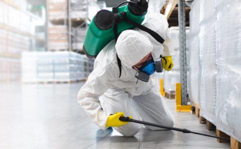 CMA Academy Pest Control
